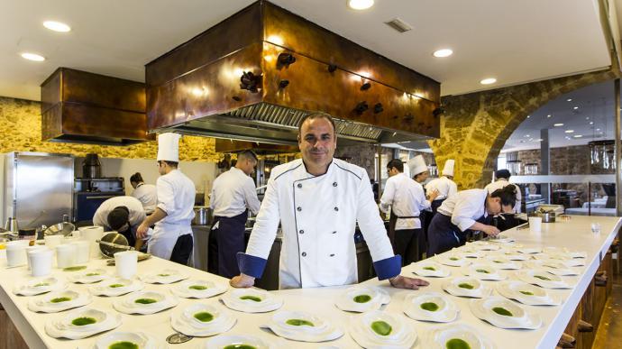 Ángel León, quinto chef español distinguido con el premio internacional l'Art de la Cuisine