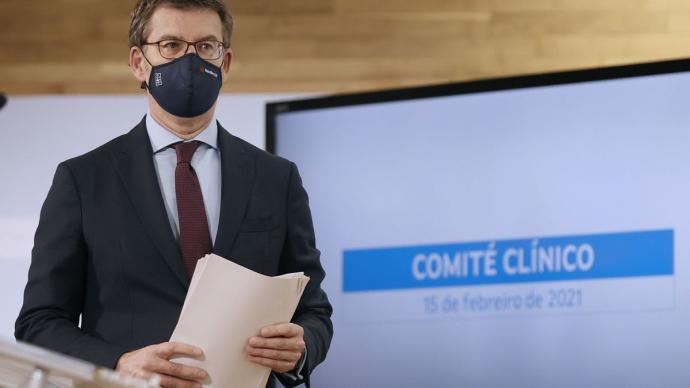 Feijóo pide una reflexión al PP y compara los resultados en Catalunya con el 'descalabro del PSOE' en Galicia