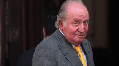 Juan Carlos I retiró cinco millones de euros de la cuenta suiza en los meses previos a su cierre