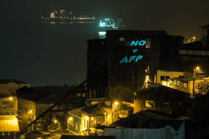 En Chile se cacerolea nuevamente