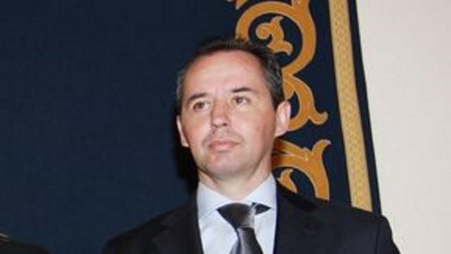 El policía Andrés Gómez Gordo