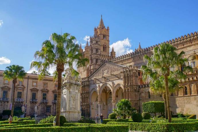 En torno a Palermo: Viaje por el oeste de Sicilia