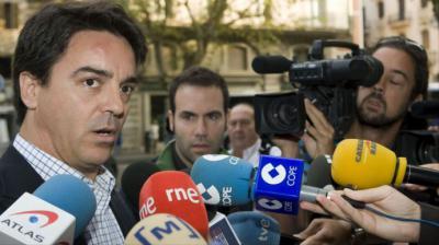 El exteniente de alcalde de Palma por el PP Rodrigo de Santos