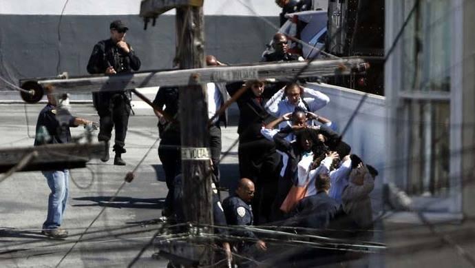 Cuatro muertos incluido el atacante en un tiroteo en San Francisco