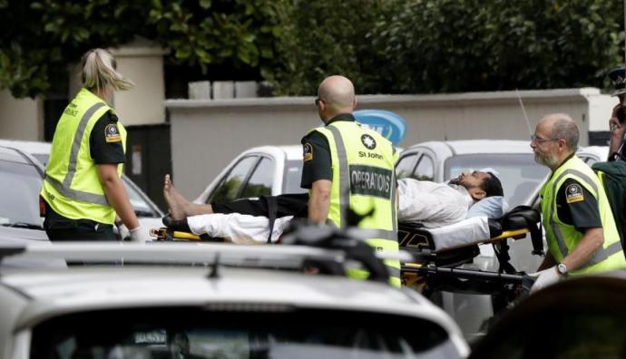 Nueva Zelanda: Tiroteos en dos mezquitas de Christchurch dejan 49 muertos
