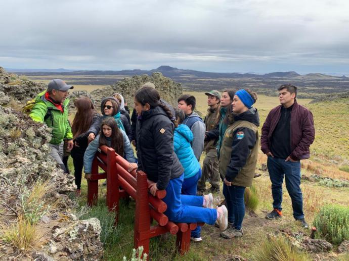 Ruta de los parques de Patagonia busca generar desarrollo local