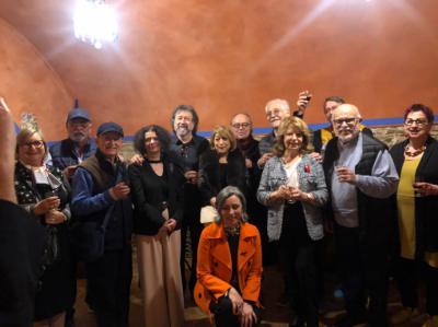 Festival Internacional de Pintura Naif, pintura del asombro y la sonrisa, en la Galería Éboli