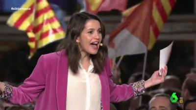 Inés Arrimadas (imagen de archivo)