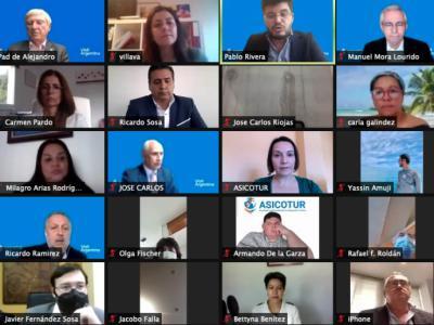 ASICOTUR debate el marco jurídico del Certificado Verde Digital