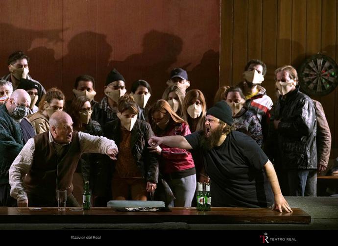 Peter Grimes - Producción operística del Teatro Real de Madrid
