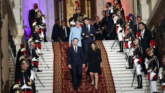 Macron se fija como prioridad reconciliar las fracturas que hay en Francia