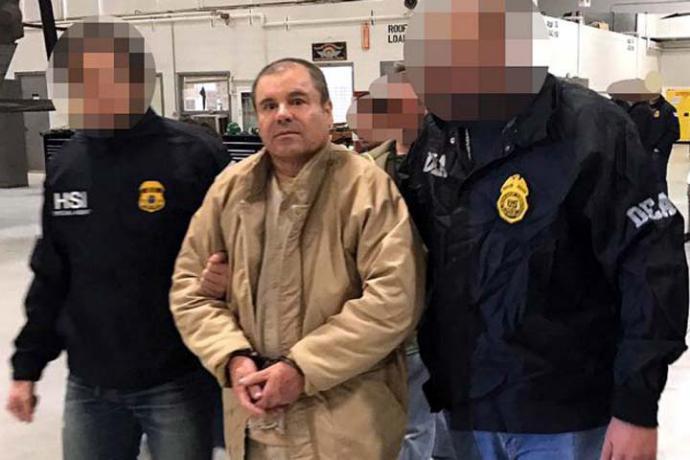 Defensa del Chapo Guzmán arremete contra testigos del gobierno tras reprimenda del juez