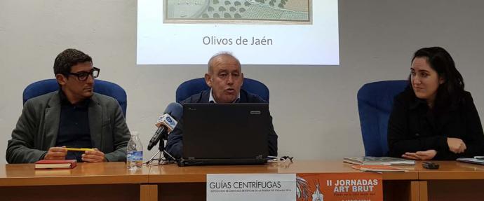 Museo Internacional de Arte Naïf Manuel Moral en el Palacio de Villardompardo de Jaén