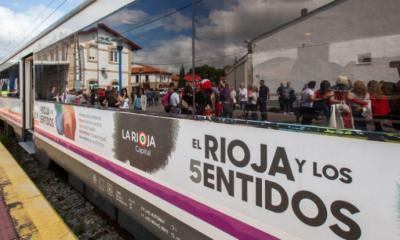 El Tren del Vino de La Rioja gana el 'Best of' internacional de Turismo Vitivinícola