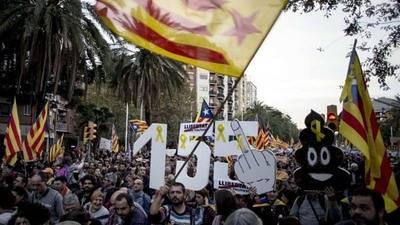 Mil empresas han traslado sus sedes fuera de Cataluña tras el referendo