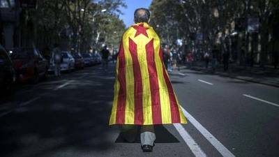 El giro del independentismo catalán, en diez frases