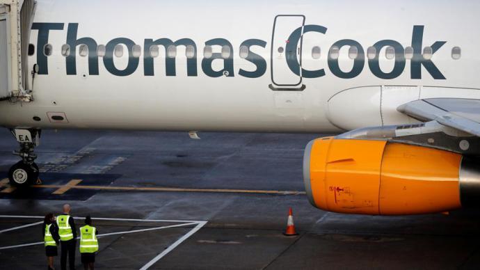 Los millones de Thomas Cook