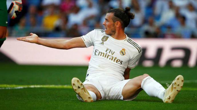 La metamorfosis de Gareth Bale en el Real Madrid