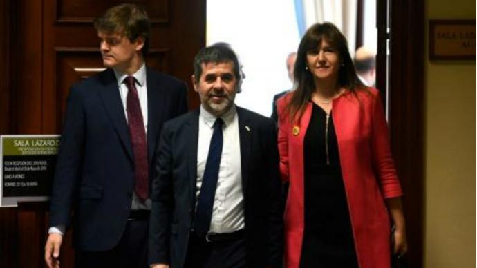 Cinco claves de la condena en España a los independentistas catalanes