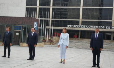 Pololikashvili no corta los rumores sobre el cambio de sede de la OMT