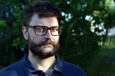 """Federico Flaco, autor del libro """"222 patitos y otros cuentos"""", publicado por Eterna Cadencia"""