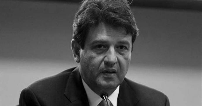 El ministro de Salud deBrasil,Luiz Henrique Mandetta