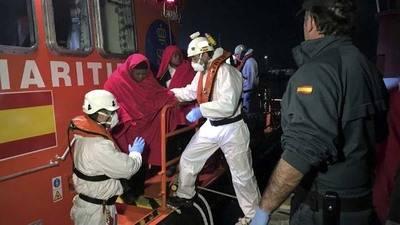 3.000 migrantes fueron rescatados este fin de semana en el Mediterráneo