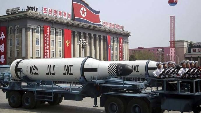 EEUU confirma que Corea del Norte falló en lanzamiento de misil