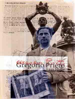 Gregorio Prieto y sus libros en el Museo de la Fundación