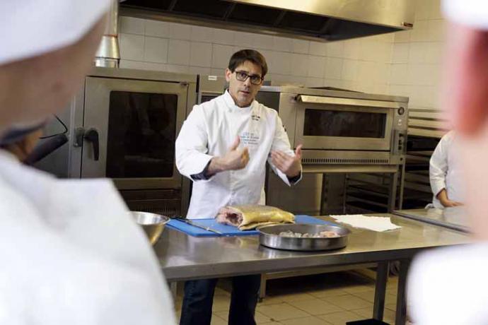 Gonzalo Costa, Chef representante de Argentina en ENBIGA Costa Rica. La Ruta del Sabor