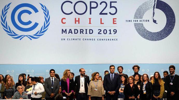 La cumbre del Clima en Santiago de Chile y en Madrid. Sus consecuencias
