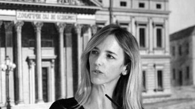 Cayetana Alvarez de Toledo , Portavoz del PP en el congreso
