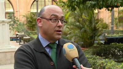 Alfonso Galdón, el presidente del nuevo partido Valores, en una foto de archivo
