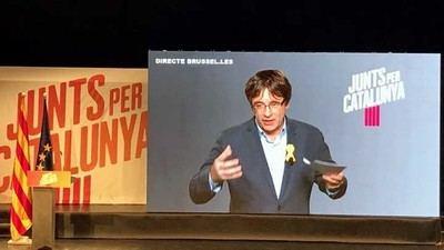 Puigdemont insiste en ser investido pese al informe contrario de los letrados del Parlament