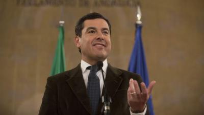 Moreno se sometió este martes al primer debate de investidura al que no aspira un candidato socialista