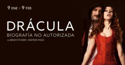 """""""Drácula"""", una biografía no autorizada e inquietante, en el Teatro Fernán González"""