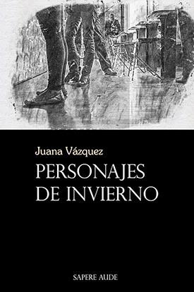 """Juana Vázquez presenta su novela """"Personajes de invierno"""" en el Café Comercial de Madrid"""