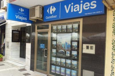 Viajes Carrefour cerrará 66 agencias de un total de 82