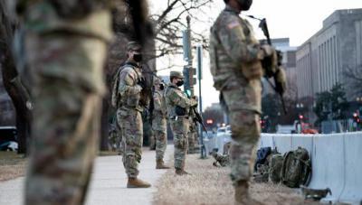 Los riesgos de disturbios y violencia antes de la investidura de Joe Biden, derivan en el blindaje de la ciudad de Washington