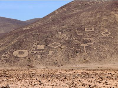 Fundación Geoglifos de Tarapacá postulará este patrimonio ante la UNESCO
