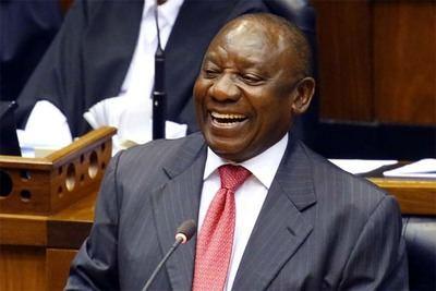 Cyril Ramaphosa, el nuevo presidente de Sudáfrica