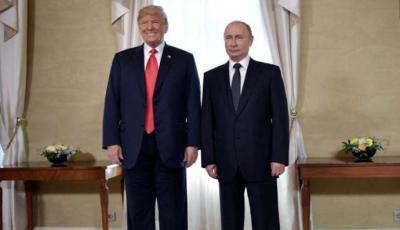 Trump: Reunión a solas con Putin ha sido 'un buen comienzo para todos'
