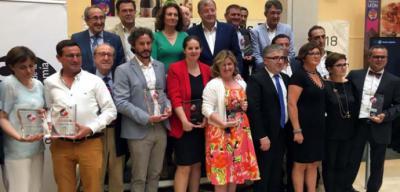 La Academia Castellana y Leonesa de Gastronomía y Alimentación entrega sus V Premios