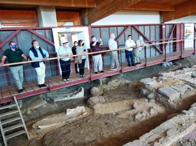 Valdeolea: El arqueositio de Camesa-Rebolledo amplía sus horarios de visitas