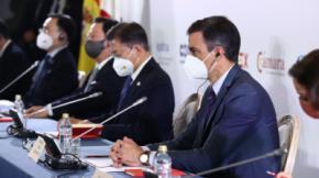 El presidente del Gobierno en el Foro Empresarial España-CoreaPool Moncloa/Fernando Calvo