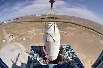 China lanza su primer telescopio espacial de rayos X