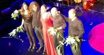 """María Villarroya en el Teatro Infanta Isabel interpreta """"Silencios contados"""""""