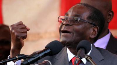 Mugabe rompe el silencio y lamenta haber sido víctima de un 'golpe de Estado' en Zimbabue