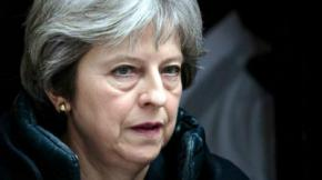 Theresa May, Primer Ministro británica