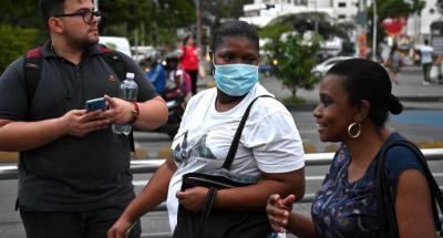 Ecuador limita la circulación de personas para evitar la propagación del coronavirus